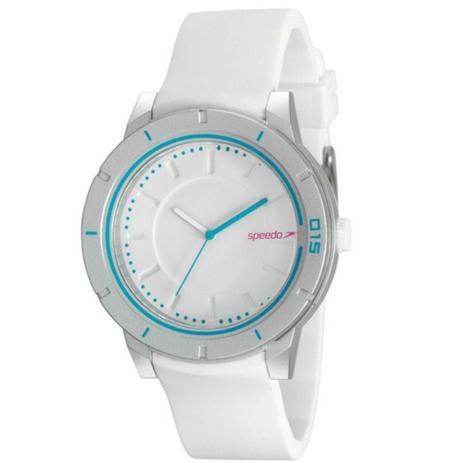 2bf2ead2b59 Relógio Feminino Speedo Analógico 65093L0EVNV1 - Prata Branco ...