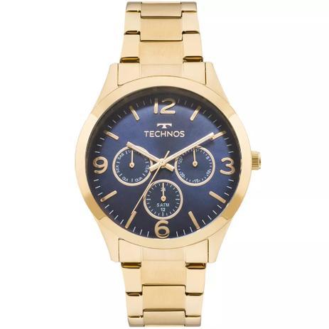 efbf2ec4b94 Relógio Feminino Technos 6P29AJH 4A Aço Dourado - Relógio Feminino ...