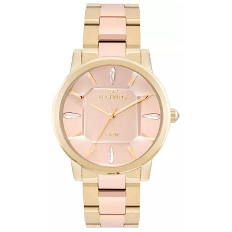 Relógio Feminino Technos Elegance Crystal 2039BS 4T Dourado ... 98f70b1ee9