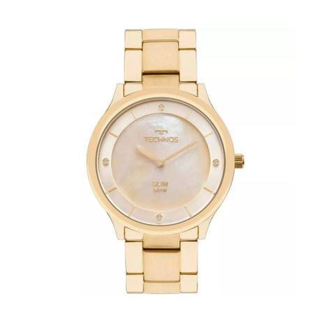 Relógio Feminino Technos Elegance Ladies GL20HF 4X Dourado - Relógio ... 1e8be1d2ea