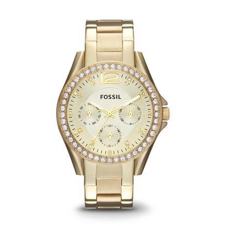 b42e462c1a890 Relógio Fossil Feminino Ref  Es3203 4dn - Relógio Feminino ...