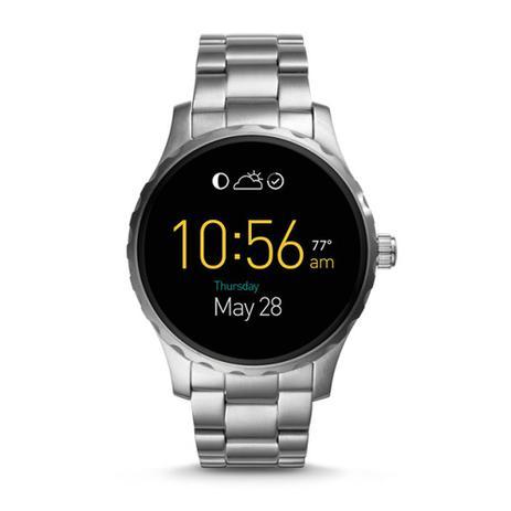 Imagem de Relógio Fossil Smartwatch Q Marshal - FTW2109/1CI