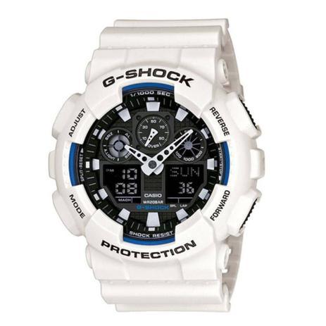 847a1ec9097 Relógio G-Shock Ga-100b-7adr - Casio - Relógios e Relojoaria ...