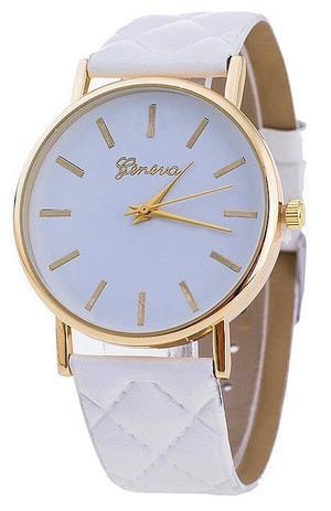 e5494280434 Relógio Geneva 2488 Pulseira de Couro - Diversas cores - Relógio ...