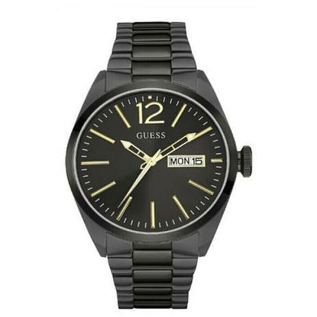 f297ba4c2fb Relogio Guess Masculino Analogico - 92584gpgtpa2 - Preto - Relógio ...