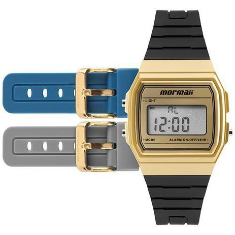0a5167d5ba8 Relógio Infantil Troca Pulseira Mormaii MOJH02AF 8D - Relógio ...