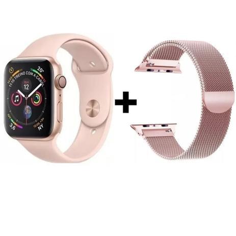Imagem de Relógio Inteligente Smartwatch Feminino Touch Screen Lindoo