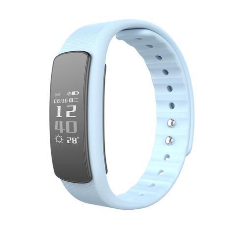 609301be7a9 Relógio Inteligente Smartwatch i6 HR Azul - Iwownfit - Smartwatch ...