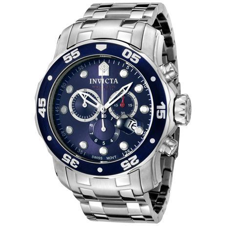 a6fab8cbebf Relógio Invicta Pro Diver 0070 Masculino - Relógio Masculino ...