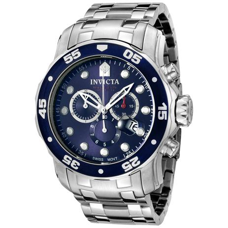 9bfa9a82fb6 Relógio Invicta Pro Diver 0070 Masculino - Relógio Masculino ...