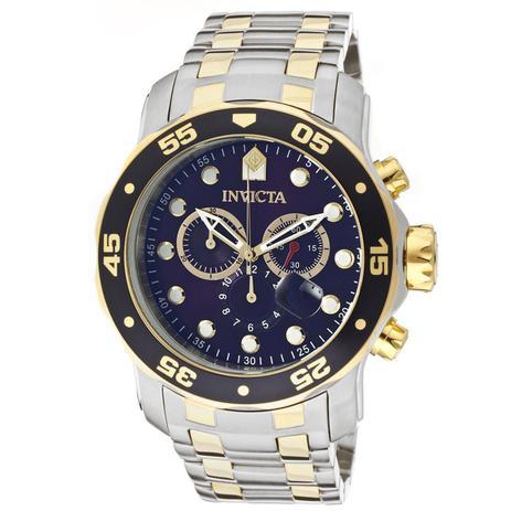 1ae0c84e3a9 Relógio Invicta Pro Diver 0077 Masculino - Relógio Masculino ...