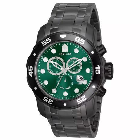 969b68c3595 Relógio Invicta Pro Diver 10376 Preto Masculino - Relógio Masculino ...
