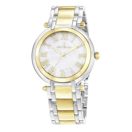 2af0ef4018a Relógio Jean Vernier Feminino Ref  Jv1002 Fashion Bicolor - Relógio ...