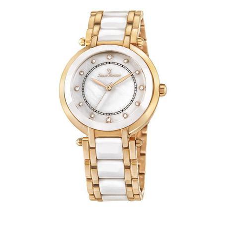 3f66802e91a Relógio Jean Vernier Feminino Ref  Jv1004 Fashion Rosé - Relógio ...