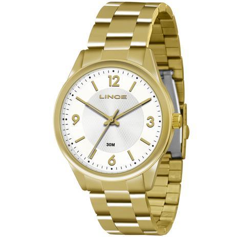 f569e9b1e5a Relógio Lince Analógico Feminino LRG4309L B2KX - Relógio Feminino ...