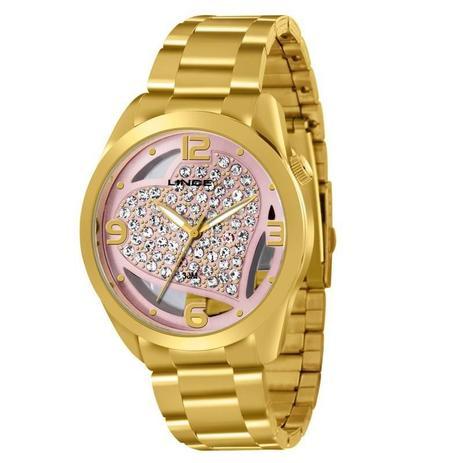 069b4469276 Relógio Lince Feminino - LRGK039L R2KX - Orient - Relógio Feminino ...
