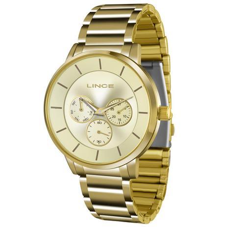 12dcfec2612 Relógio Lince Feminino Ref  Lmgj054l C1kx Multifunção - Relógio ...