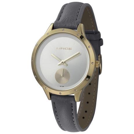 eaf0f3e719a Relógio Lince Feminino Ref  Lrc4529l S1gx Fashion Dourado - Relógio ...