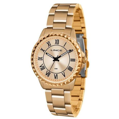 f16793b2b86 Relógio Lince Feminino Ref  Lrr4561l R3rx Clássico Rosé - Relógio ...