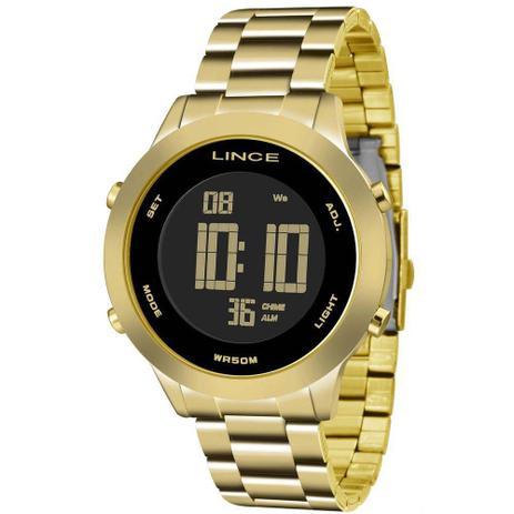 9c6a64d582e Relogio Lince Feminino Sdph038l Pxkx Digital - Relógio Feminino ...