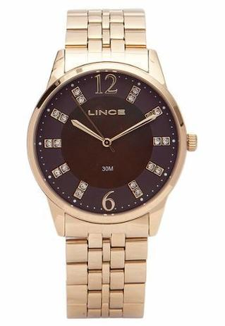670a0d5989e Relógio Lince Lrgj044l N2kx (promoção) - Relógios - Magazine Luiza