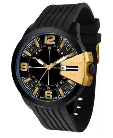 509b1957f2e Relógio Lince Masculino Preto Mrp4403s P2px - Relógio Masculino ...