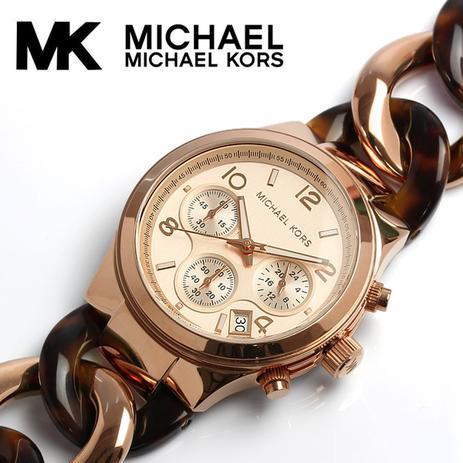 5b8336148 Relógio Luxo Michael Kors Mk4269 Orig Chron Anal - Michael kos ...