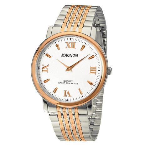 b7b0ad816cc Relógio Magnum Feminino - MA21928M - Relógio Feminino - Magazine Luiza