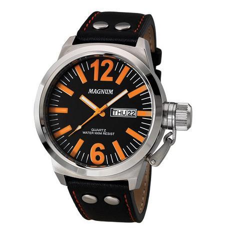 0952807df2a Relógio Magnum Masculino MA31524J - Relógio Masculino - Magazine Luiza