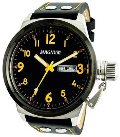 4f98acdd3bf Relógio Magnum Masculino MA32774J - Relógio Masculino - Magazine Luiza