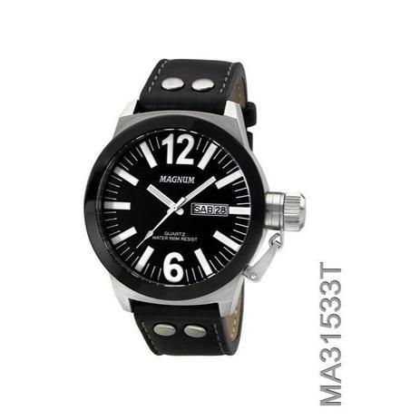 71e7828aa5d Relógio Magnum Masculino Ref  Ma31533t - Relógio Masculino ...