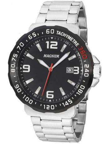 0989daf3fd4 Relógio Magnum Masculino Sports MA35020T - Relógio Masculino ...