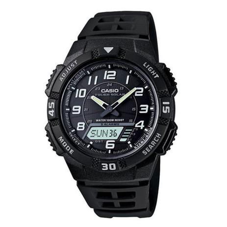 378d9c3e8e0 Relógio Masculino Anadigi Casio AQS800W1BVDF - Preto - Casio ...