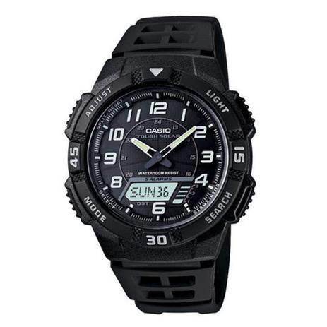 7f8338b0a08 Relógio Masculino Anadigi Casio AQS800W1BVDF - Preto - Casio ...