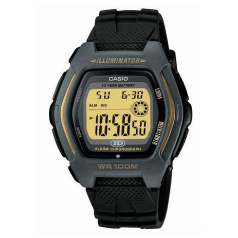 3db7a81a4a8 Relógio Masculino Analógico Casio HDD-600G-9AVDF - Preto - Relógio ...