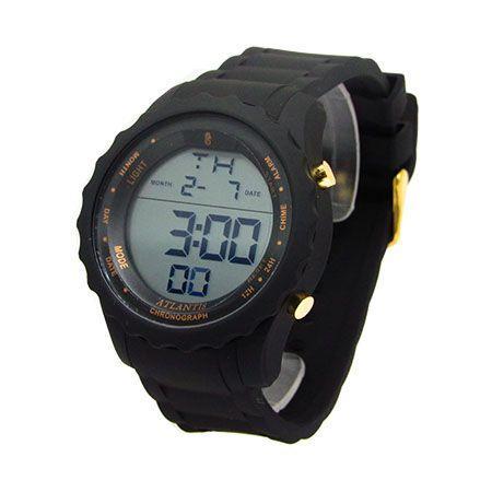 a0cd519dac4 Relogio masculino atlantis esportivo ronaldinho g7457 - Relógio ...