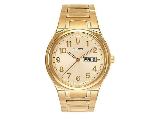 cf1c2acfe8e Relógio Masculino Bulova Analógico - AH 20024 Q - Relógio Masculino ...