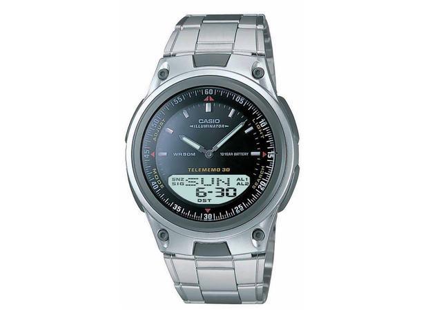 df8d377f914 Relógio Masculino Casio Anadigi - AW-80D-1AVDF - Relógio Masculino ...
