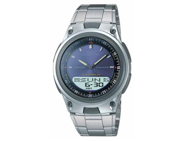 4548c337749 Relógio Masculino Casio Anadigi - Mundial AW-80D-2AVDF - Relógio ...