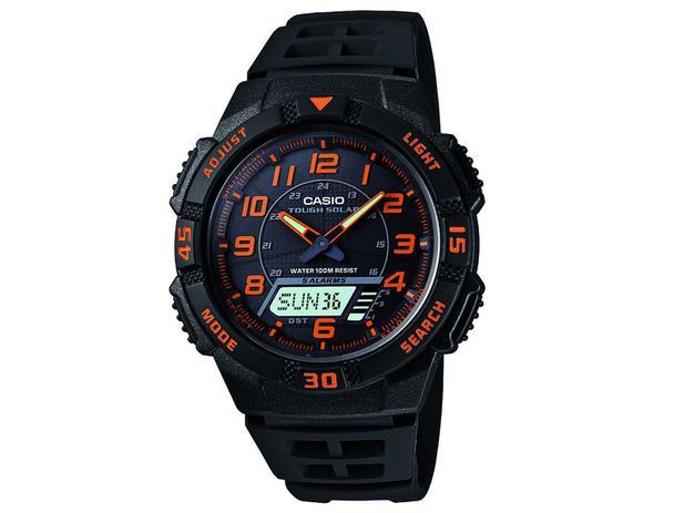 ae692ebe58f  Magalu  Relógio Masculino Casio Anadigi TOUGH SOLAR! - AQ-S800W - R   188