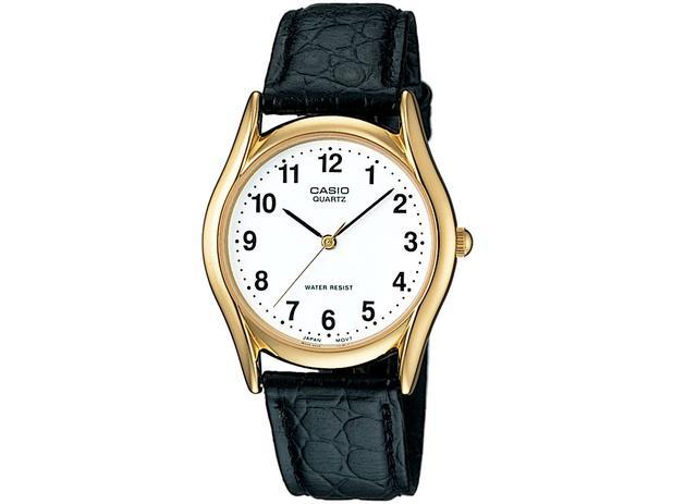 9810a265ac3fc Relógio Masculino Casio Analógico - MTP-1094Q-7B1 - Relógio ...