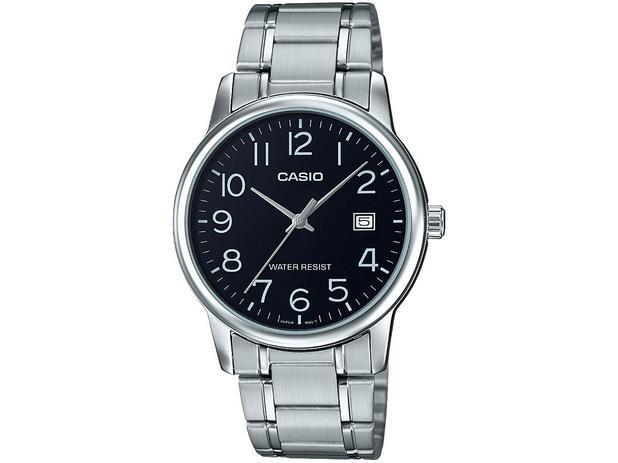1770fa1fbde Relógio Masculino Casio Analógico - MTP-V002D-1BUDF - Relógio ...