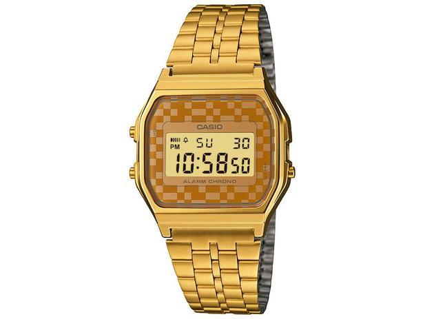 c047a837f02 Relógio Masculino Casio Digital - A159WGEA-9ADF - Relógio Masculino ...