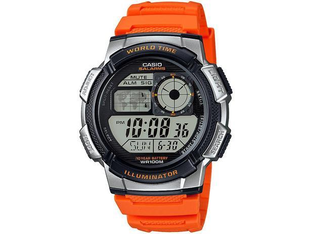 30cdd88c2f7 Relógio Masculino Casio Digital - AE-1000W-4BVDF - Relógio Masculino ...
