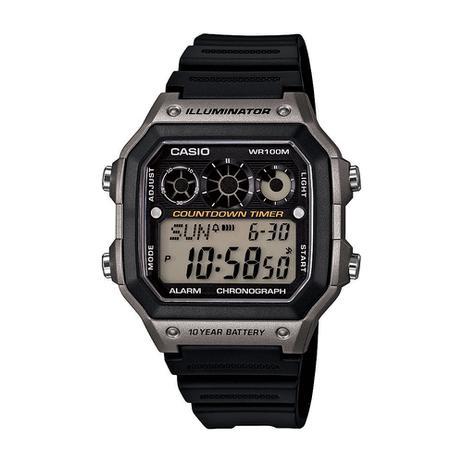 7981ba7013d Relógio Masculino Casio Digital Esportivo AE-1300WH-8AVD - Casio ...