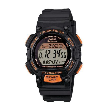 1537997220e8f Relógio Masculino Casio Digital Esportivo STL-S300H-1BDF - Relógio ...