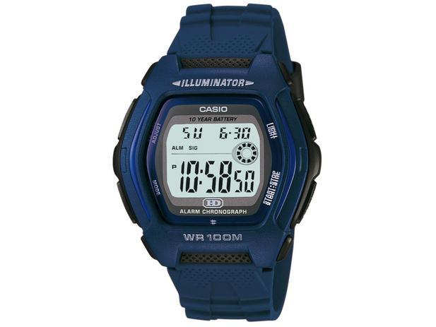 7183caf96ad Relógio Masculino Casio Digital - HDD-600C-2AVDF - Relógio Masculino ...