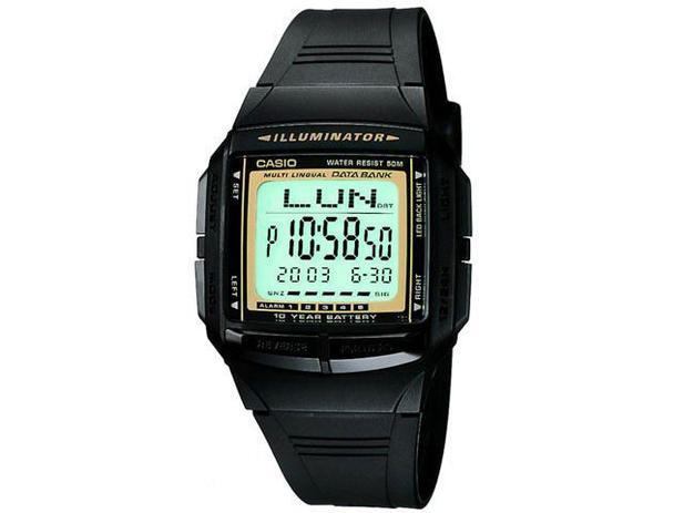 522c7bcbc35 Relógio Masculino Casio Digital - Mundial DB-36-9AVDF - Relógio ...