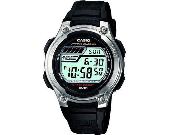 c9950aede69 Relógio Masculino Casio Digital - Mundial W-212H-1AVDF - Relógio ...