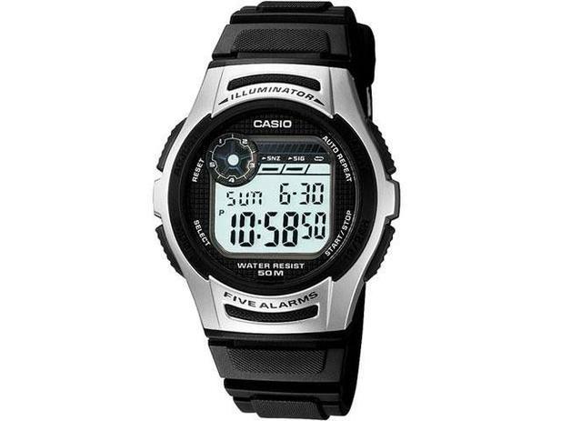 Relógio Masculino Casio Digital - Mundial W-213-1AVDF - Relógio ... 299c72ee3e